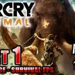 #1【石器時代でサバイバル】FarCry Primal:ファークライプライマル 癒され実況プレイ【PC日本語版】[ゲーム実況by癒しのあいろん雑学ゲーム実況]