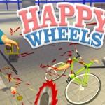 爆弾だらけの道で世界一危険なサイクリング!? – 3D版 Happy Wheels 実況プレイ[ゲーム実況byポッキー]