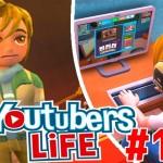 人気ゲームYouTuberになりたい!! – Youtubers Life 実況プレイ – Part1[ゲーム実況byポッキー]