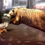 草食動物がクマに追われながら東京でサバイバル【TOKYO JUNGLE 実況】#4[ゲーム実況byレトルト]