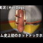 ゲーム史上初のホットドックホラー 【 VR 実況 ( Hot Dogs, Horseshoes & Hand Grenades ) 】[ゲーム実況byアフロマスク]