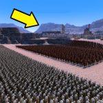 10000人のゾンビから城を守れ!!Ultimate Epic Battle Simulator – 実況プレイ[ゲーム実況byオダケンGames]