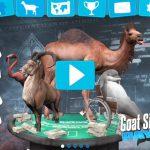 【バカゲー】新作!ヤギが強盗するゲームが酷かったw「Goat Simulator PAY DAY(ゴートシミュレーター)」実況プレイ[ゲーム実況byBelle]