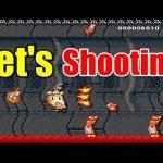 マリオメーカー #15 Let's Shooting! 打って打ってうちまくれ! Sho実況 SUPER MARIO MAKER マリメ[ゲーム実況byNemogamevideo]