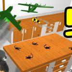 戦闘機 vs 虫の戦闘が激しすぎたwww – Home Wars – 実況プレイ[ゲーム実況byオダケンGames]