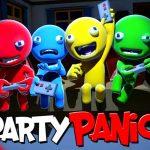 誰が一番ゲームうまいのか決めようぜ!!w【Party Panic実況】Part 1[ゲーム実況by赤髪のとも]