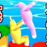 大暴走するウサギのゲーム最後まで狂気すぎて笑う【Super Bunny Man #7】[ゲーム実況byキヨ。]