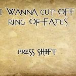 【実況】I wanna cut off Ring of fates Part1[ゲーム実況by]