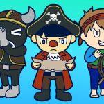 ガイコツ船との戦い!!やり方は知らない!【Sea of Thieves】[ゲーム実況byさかなgame&何か]