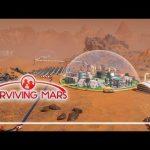 火星に街を作ろう!Surviving Mars実況プレイ【ユニ】 第04回 『火星大接近&オデッセイ地上波放送記念』[ゲーム実況byユニ]