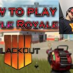 【BLACK OUT】How to play Battle Royale 【Call of Duty: Black Ops 4】[ゲーム実況byハイグレ玉夫]