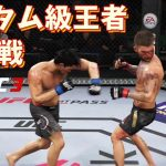 【UFC3】#14 バンタム級王者 決定戦 キャリアモードで頂点へ 【ゲーム実況】ea sports ufc 3[ゲーム実況by島津の鉄砲兵]