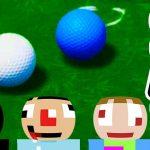 【バカゲー】失敗すると闇世界に転送されるゴルフ【Golf It!】[ゲーム実況byさかなgame&何か]