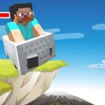 マインクラフトで山にトンネル掘って鉄道を敷いてみた – Minecraft Part11[ゲーム実況byポッキー]