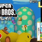【DS】Newスーパーマリオブラザーズ 実況プレイ #3【生放送】[ゲーム実況byMOTTV]