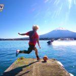 サッカー神業 キッカーボール編3 | KAMIWAZA (Soccer Trickshots Kickerball Edition3)[ゲーム実況byTomohiroGames]