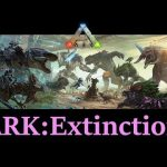 Live#59【ARK:Ex】まったりエクス復旧中('◇')ゞ【PC版:ARK Survival Evolved公式PVE】【Extinction】【月冬】[ゲーム実況by月冬]