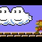 昔の雲の顔面がやばすぎる マリオpart3[ゲーム実況byしゅうゲームズ]