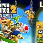 【3DS】Newスーパーマリオブラザーズ2 実況プレイ #3【生放送】[ゲーム実況byMOTTV]
