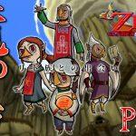 竜の島へ!!リト族との出会い – 【GC版】ゼルダの伝説 風のタクト – Part3[ゲーム実況byわにくん]
