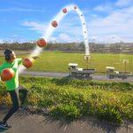 バスケットボール神業3 | KAMIWAZA (Basketball Ball Trick Shots 3)[ゲーム実況byTomohiroGames]