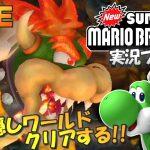 【Wii】NewスーパーマリオブラザーズWii 実況プレイ #5【生放送】[ゲーム実況byMOTTV]