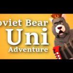 【#3】クマが一輪車でゴールを目指す超イライラ死にゲーム!【Soviet Bear Uni Adventure】[ゲーム実況byMomotaro・m・channel]