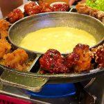 新大久保で韓国料理食べてきた!サムギョプサルにUFOフォンデュを堪能♪[ゲーム実況byゲーム実況 タイチ TAICHI]