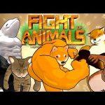ネットのおもしろ動物画像が格闘ゲームになりました[ゲーム実況byレトルト]