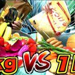 【大食い】総重量4kg超!?「チーズフォンデュ1kg」vs「チョコフォンデュ1kg」どっちの方がキツい?[ゲーム実況byAのゲームチャンネル!]