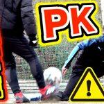 【危険】超至近距離でPK対決したら怖すぎた[ゲーム実況byAのゲームチャンネル!]