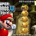 【WiiU】NewスーパーマリオブラザーズU 実況プレイ #2【生放送】[ゲーム実況byMOTTV]