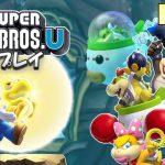 【WiiU】NewスーパーマリオブラザーズU 実況プレイ #3【生放送】[ゲーム実況byMOTTV]