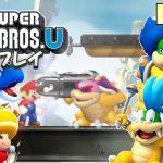 【WiiU】NewスーパーマリオブラザーズU 実況プレイ #4【生放送】[ゲーム実況byMOTTV]
