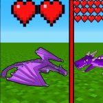【マインクラフト】パラソルが全てのドラゴンを味方にする #25 【マイクラ】[ゲーム実況byねが]