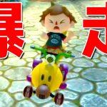 どうぶつの森カート8DXで暴れまくる!!! – マリオカート8DX[ゲーム実況byポッキー]