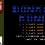 ドンキーコング ファミコン 全ソフト実況 Part 1[ゲーム実況byたぶやんのレトロゲーム実況]