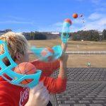 Scoop Ball Trickshots | KAMIWAZA[ゲーム実況byTomohiroGames]