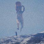 雪山で『ビッグフット』から逃げながら倒すゲームがぶっ飛んでた[ゲーム実況byオダケンGames]