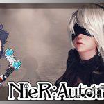【#1】じ、実質初見プレイだから…【NieR:Automata】[ゲーム実況byむつー]