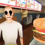 恐怖のハンバーガー屋。店員がバイト中に次々と怪奇現象が起きてくるホラーゲームのラストが衝撃的だった。(絶叫あり)[ゲーム実況byオダケンGames]