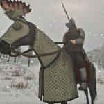 【Mount & Blade II #6】野蛮な戦いで儲けたお金で馬用の鎧を購入してみた【アフロマスク】[ゲーム実況byアフロマスク]