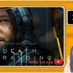 【PS4】DEATH STRANDING デスストランディング  タールベルト# 58【女性実況】[ゲーム実況byりりーちゃんねる]