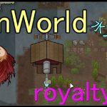 【RimWorld DLC】royalty道始めます#2(ゆっくり実況)[ゲーム実況byミジンコ 実況生物]