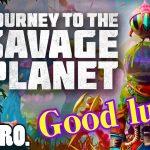#1【探検】弟者,兄者の「journey to the savage planet」【2BRO.】[ゲーム実況by兄者弟者]