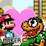 【マリオメーカー2】メカクッパとマリオはズッ友だょ……!![ゲーム実況byだいだら]