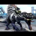 #21【ARK:Gen】X-スピノ!カッケーブリ個体つくるぞぉ他【PC版公式PVE:ARK Survival Evolved】[ゲーム実況by月冬]