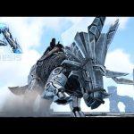 #22【ARK:Gen】白銀のTekトリケ初テイム!&ジェネで乗れるほぼ唯一の飛行生物ガスバッグ【PC版公式PVE:ARK Survival Evolved】[ゲーム実況by月冬]