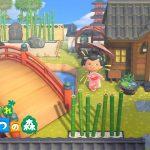 「和」をテーマにした日本庭園風の家、作ってみました #41【あつまれ どうぶつの森】[ゲーム実況byアブ ]