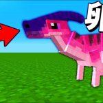 【マイクラ 恐竜】パラソルが恐竜を化石から復活させる #16 空飛ぶプテラ? 【マインクラフト】[ゲーム実況byねが]